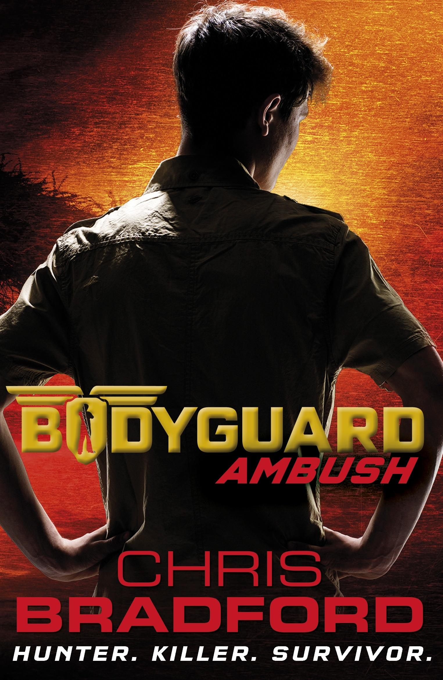 bodyguard ransom chris bradford pdf